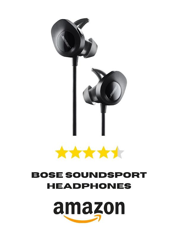 Bose SoundSport Headphones Rating