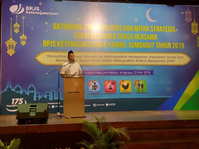 BPJS Ketenagakerjaan Tingkatkan Manfaatnya Jaminan Sosial Bagi Pekerja