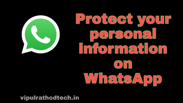 whatsapp,protect your whatsapp,how to lock your personal chat,how to lock whatsapp chat,whatsapp security,how to protect your whatsapp account,whatsapp hack,whatsapp tricks,how to hide whatsapp chat,whatsapp will share your personal information,how to secure your whatsapp,protect your personal data,whatsapp web,protect whatsapp account from hackers,how to protect whatsapp account from hackers