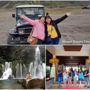 Mount Bromo, Waterfall, Malang City tour