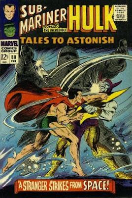 Tales to Astonish #88, the Sub-Mariner