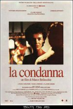 The Conviction 1991 La Condanna