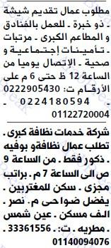 وظائف وسيط القاهرة  موقع عرب بريك