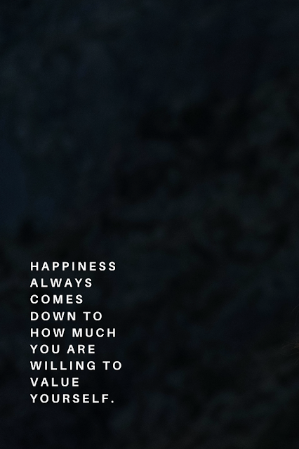 happiness is yours