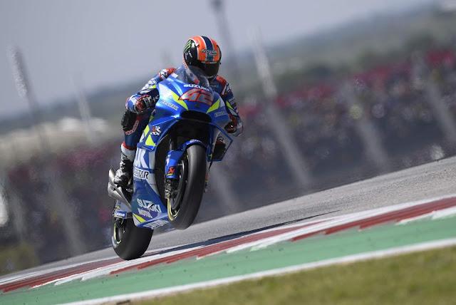 Virus Corona: Tim Suzuki Kecewa MotoGP 2020 Qatar dan Thailand ditunda