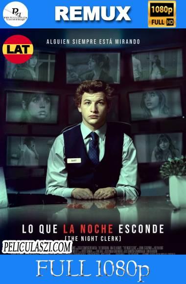 El Recepcionista Nocturno (2020) Full HD REMUX & BRRip 1080p Dual-Latino