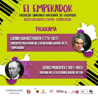 EL EMPERADOR: Sinfonica Nacional 3