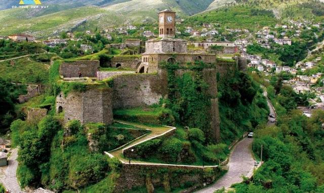 Albanian-Spanish Consortium wins Tender for the Reconstruction of Gjirokastra Castle