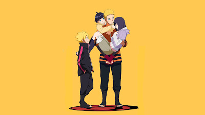 Gambar keluarga boruto