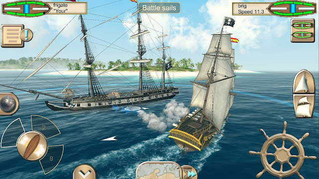 Game The Pirate: Caribbean Hunt