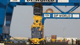 DP World chairman says Djibouti dispute hurt company's ability to borrow