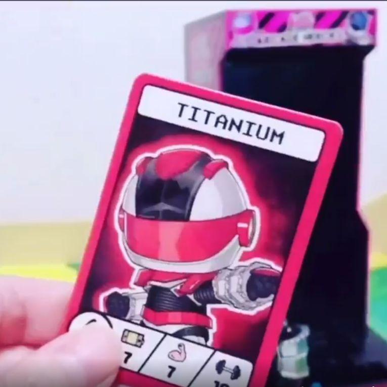 Titanium L.O.L. Surprise Boy Robot