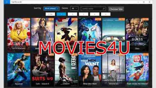Movies4u 2021- illegal movies downloading website