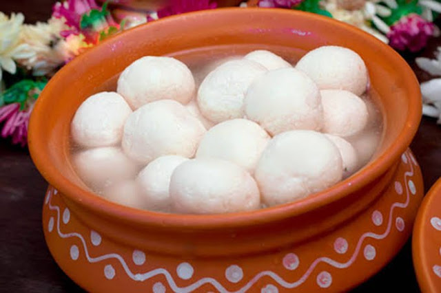 270 flavours of rasgulla hindi/Swati Saraf Kolkata
