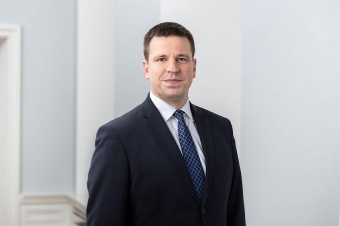 Estonian PM resigns over corruption allegations