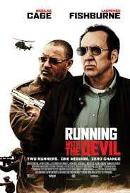 Running with the Devil 2019 LATINO-INGLES 1080p