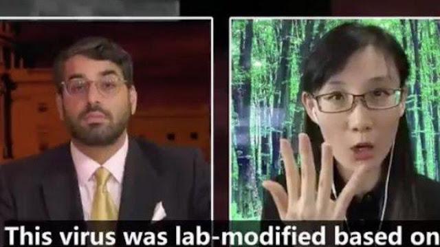Punya Bukti Ilmiah, Pakar Virus China ini Klaim Corona Berasal dari Laboratorium Wuhan