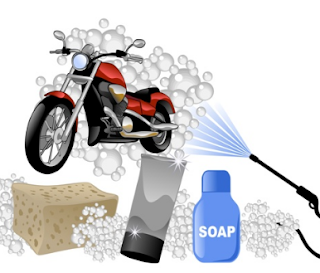 Tips Membangun Usaha Cuci Motor