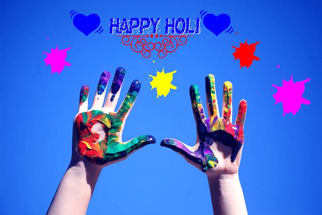 Happy Holi 2021 Images, Wallpaper, Pics & Photos