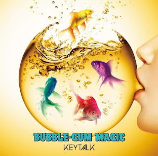 Download [Single] KEYTALK – BUBBLE-GUM MAGIC [MP3/320K/ZIP]