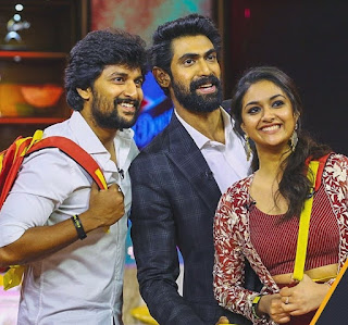 Keerthy Suresh with Cute and Lovely Smile in No1 Yaari 2