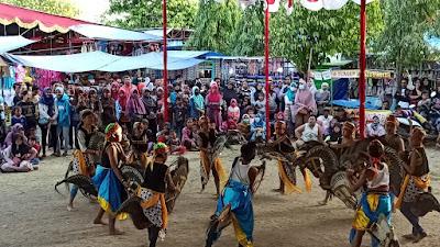 Asli dari Kalimati, Generasi Penerus Berhasil Gegerkan Pituruh Expo 2019