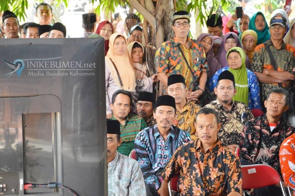 100 Kades Terpilih di Kebumen Bakal Dilantik 23 Juli Besok