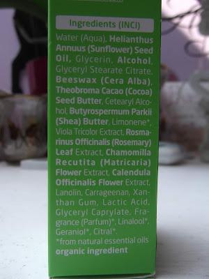 Skin Food Light zloženie