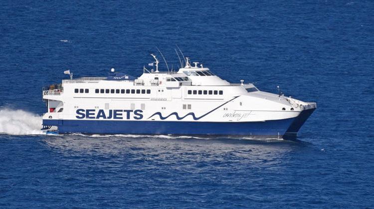 Η SEAJETS επεκτείνει τα δρομολόγια του ANDROS JET στη Σαμοθράκη