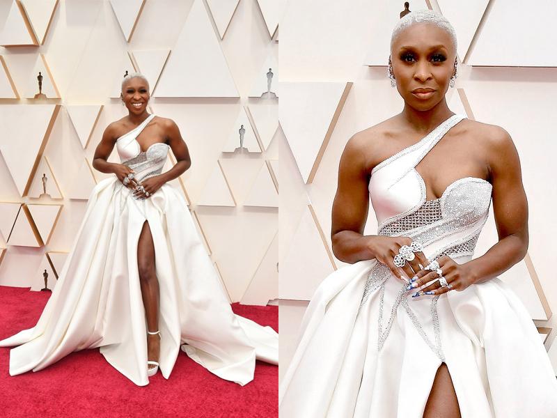 Cynthia Erivo The Oscars 2020
