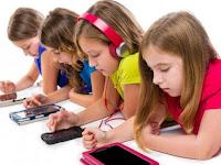 Hentikan kecanduan gadget pada anak