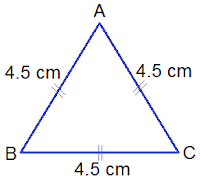 Equilateral Triangle ABC