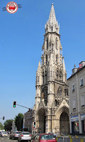 Sacre Coeur, Lille, Francia