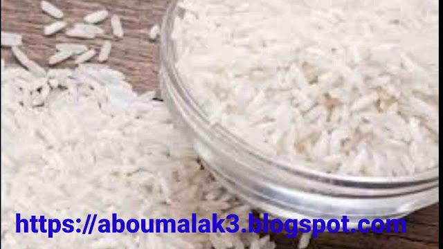 استهلاك الأرز: مزايا وعيوب