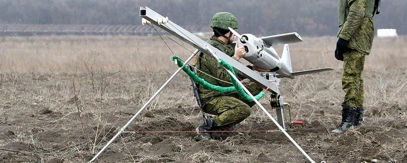 Російські десантні війська отримають безпілотну авіацію