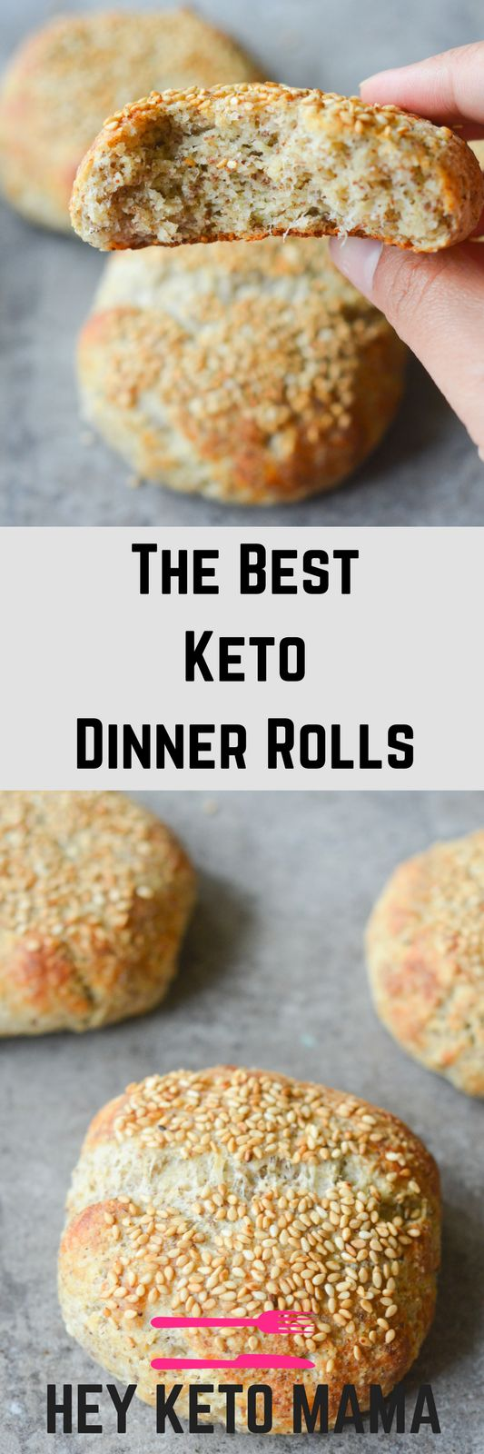 These are the best keto dinner rolls to help replace bread in your low carb lifestyle. This recipe is easy, filling, and delicious!