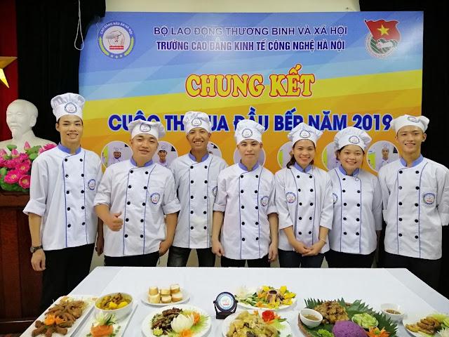 Xu hướng chọn nghề nấu ăn - nghề hot 2020
