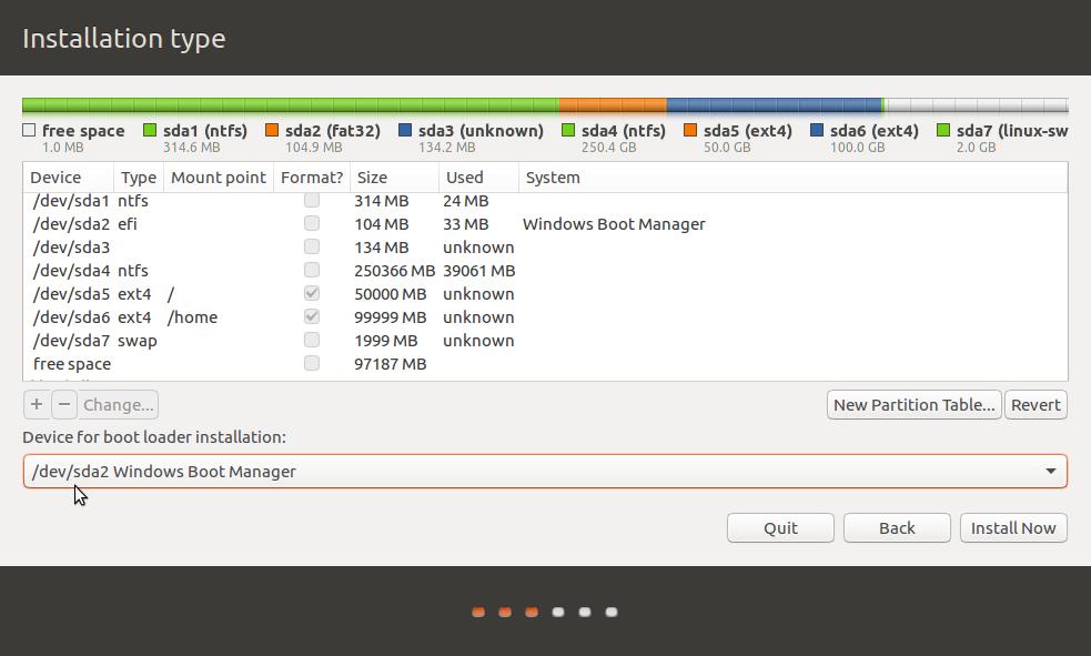 IT Fashion: T470p: Dual-boot Ubuntu 16 04 and Windows 10 on