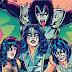 Veja imagens do 4° volume da nova história em quadrinhos do Kiss