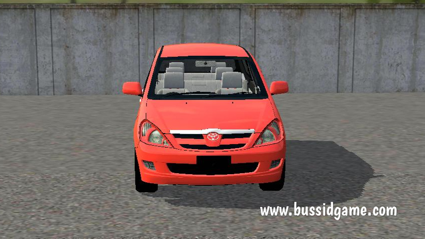 99 Mod Bussid Mobil Innova HD Terbaru