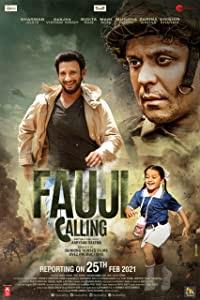 Fauji Calling (2021) Hindi Full Movie Watch Online Movies
