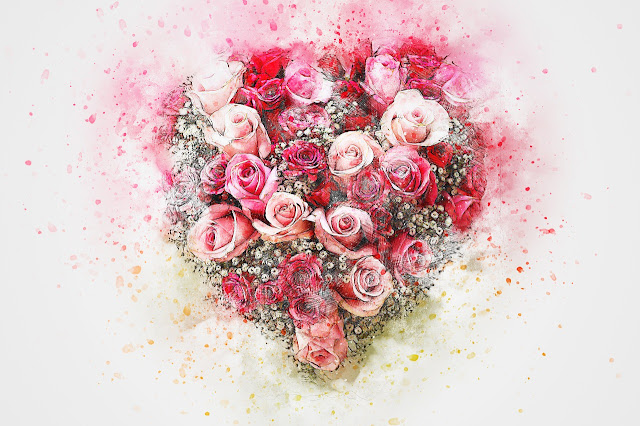 أجمل خلفيات الورد والزهور