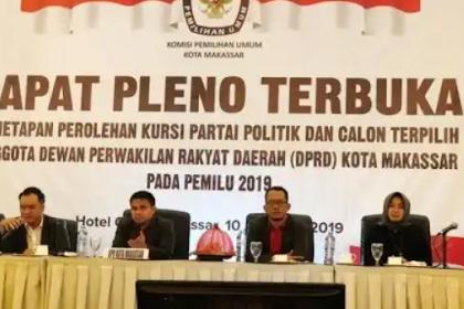 Ini Dia Caleg DPRD Makassar Yang Jadi