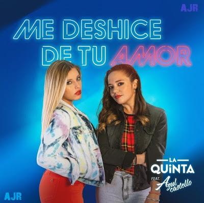 LA QUINTA FT AZUL CASTELLO - ME DECISISTE AMOR (2019)