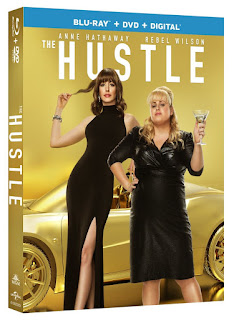 Blu-ray Review: The Hustle