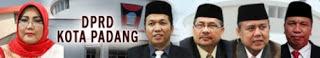 Anggota DPRD Kota Padang Komisi Tiga Helmi Moesin Dialok Dengan IKW Sumbar