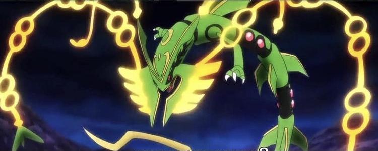 Best Rayquaza Nicknames for Dragon Pokemon