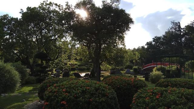 Japanese Garden, Singapore