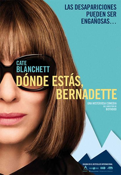 Descargar ¿Donde estás, Bernadette? (2019)