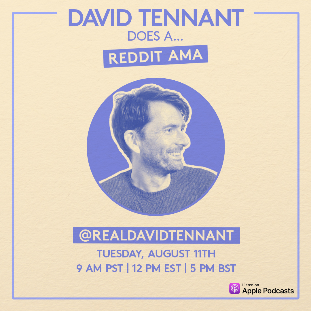 Halloween 2020 Dave Death Reddit David Tennant To Take Part In AMA On Reddit Today